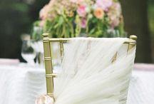 Chair wedding