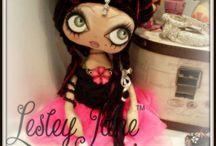 Cloth dolls / Dolls