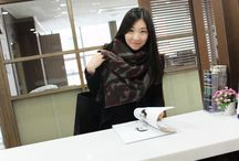 Junghwa scarf / Scarf