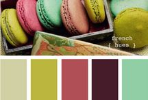 colors / by Pari Sadeghi