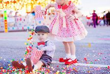 fairs & carnivals / by Jennifer Bohrer