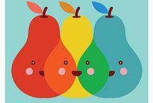Pears = Love