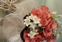 Comunioni...bouquets e piccoli pensieri.