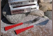 CUTLERY / Design cutlery, mainly from  Scandinavian.