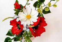 Kvety z cukru