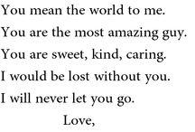 Elsker deg❤️