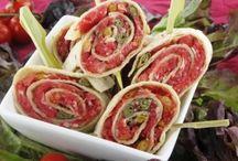 Carpaccio Wrap
