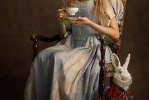 Wonderland / Страна чудес / О Алисе, Стране Чудес, Зазеркалье и всех, всех, всех