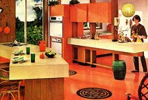 mid century kitchen ideas