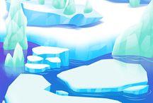 Ice Environment