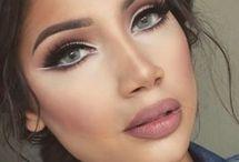 idealny makijaż:)