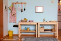 Montessori kitchen ideas