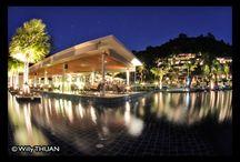 Thailand favorite Holiday distanation in Asia / Ons favoriete vakantieland in Azie, Thailand.