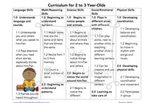 curriculum for preschoolers