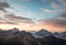 My Dolomite photos / This board contains my photos shot #Lagazuoi at 2752m in the middle #Dolomites, #Unesco World Heritage