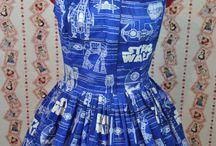 Dressing Leia