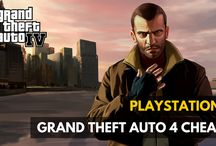 Grand Theft Auto 4 Cheats for Playstation 3