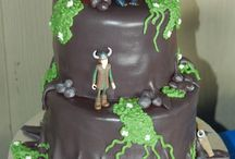 """""""how to train your dragon"""" party - Zahn"""
