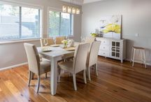 Dining & Meals Area Ideas / Create a space where you, your family and friends can enjoy each others company around the dinner table.
