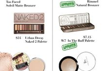 Dupes Maquillaje