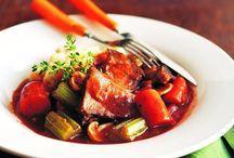 Slow Cooker Recipes / Recipes for the crock pot.