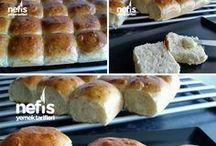 Ekmek yapımı