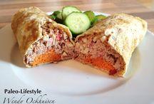 Paleo lunch / Lekkere paleo lunch recepten