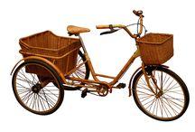 Bicycle Rickshaw / Riksze rowerowe