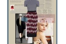 fashion sets / by Taynah Gama