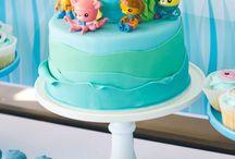 Toby's cake
