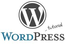 WordPress Videos / This board will have all the WordPress tutorial videos from my YouTube channel.