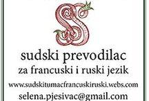 Sudski Tumač Prevodilac Za Francuski I Ruski Selenapjesivac
