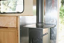 Camper Fireplaces