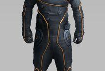 Sci-Fi / Gears