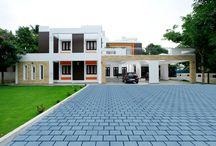 A stunning innovation... / Our Recent Project Area : 5000 Square feet, Carpet area : 4280 square feet Design Style : Contemporary Architect : Premdas Krishna
