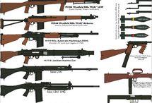 pistolety wwii