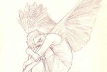 freaks [w/] wings / maximum ride inspiration