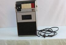 Vintage Electronics / by Rick Mayes