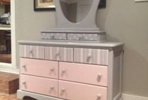 Pink Furniture and interiors