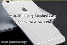 HOT MINALI IPHONE CASES! / The most stylish and unique cases for your Apple products. Shipping is available World Wide!