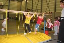 Gymlessen kleuters