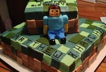Birthday cakes / by Trisha Moroz