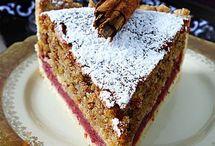 Winterliche Kuchen