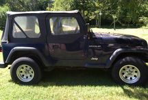 Used 1997 Jeep Wrangler for Sale ($7,250) at Antioch, TN / Make:  Jeep, Model:  Wrangler, Year:  1997, Body Style:  Convertible, Exterior Color: Blue, Interior Color: Brown, Doors: Two Door, Vehicle Condition: Good,  Engine: 4 Cylinder, Fuel: Gasoline, Mileage:162,000 mi, Transmission: Manual.   Contact; 615-731-2333   Car Id (56748)