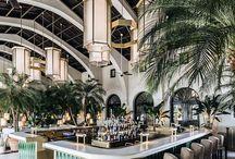 Бары, рестораны, отели