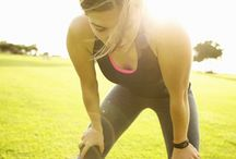 Exercise / It is important to keep your entire body healthy, not just your teeth!