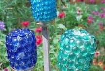 Beautiful garden decoration for up at the river or home.