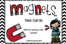 Terrific Task Cards! / Task cards, task cards free, task cards first grade, task cards second grade, task cards third grade, task cards fourth grade, task cards fifth grade, task cards sixth grade, elementary, ideas