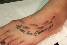 tattoos / by Kim Wessel