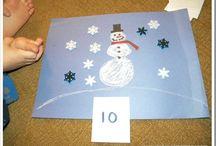 Winter Preschool Ideas